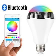 The Light Bulb That Did It All The 1byone Wireless Bluetooth