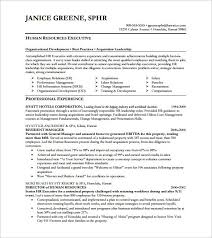 Resume Builder Free Download Awesome Executive Resume Template 12