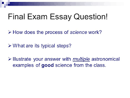 astronomy the process of science ppt video online  final exam essay question