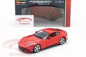 Bburago 1 24 Ferrari F12 Berlinetta Red 18 26007 Model Car 18 26007 4893993260072