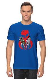 <b>Футболка классическая</b> Боба Фетт и Джанго Фетт #2121508 от ...