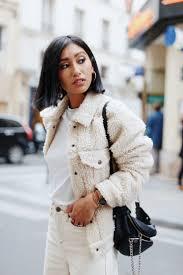<b>Levi's</b> Cream Sherpa Trucker <b>Jacket</b> | <b>Jacket</b> outfit women, Fluffy ...