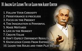 Albert Einstein Famous Quotes Custom 48 Inspiring Life Lessons 48 Quotes Via Albert Einstein Elephant