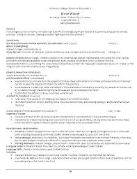 Financial Advisor Resume Examples Resume Financial Consultant ...