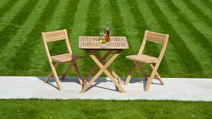 Outdoor Furniture In Timber