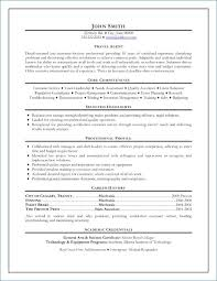 Pictures Of Resume Examples Examples Of Core Competencies For
