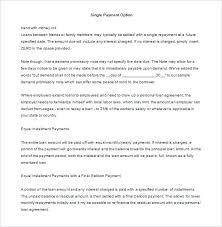Lending Money To Family Contract Template – Willconway.co