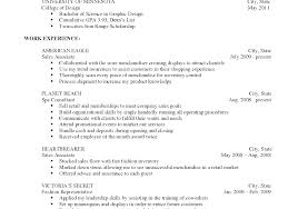 Merchandiser Job Description Resume Assistant Manager Resume Retail ...