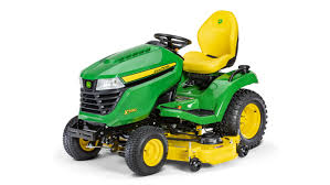series lawn tractor x590 54 in deck