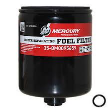 Details About Fuel Filter Mercury 200 400hp Verado 4 Stroke 6 Cyl 35 8m0095659