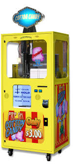 Candy Machine Vending Unique Cotton Candy Vending Machine USmachine