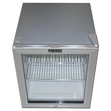 yamada mini glass door refrigerator