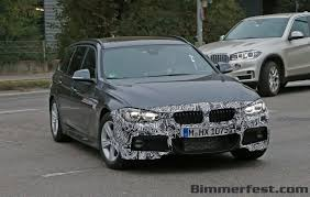 Spied: The 2016 BMW 3 Series LCI Sedan and Wagon! - F30Driver