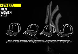 New Era Flex Hat Size Chart Fit Guide New Era Cap Ph
