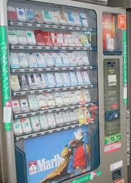 Types Of Vending Machines In Japan New YesJapan Japanese Vending Machines
