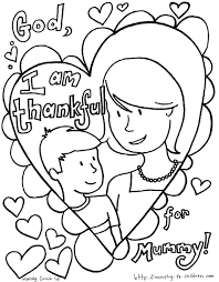 Best Mom Coloring Pages At Getdrawingscom Free For Personal Use
