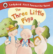 the three little pigs ladybird first favourite tales amazon co uk nicola baxter 8601200529302 books