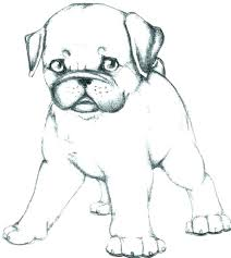 Disney Dog Coloring Pages Color Pages To Print Pug Dog Coloring