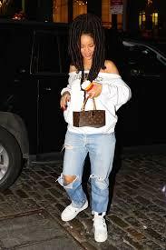 Rihanna Premi Re Sortie Avec Sa Nouvelle Coiffure