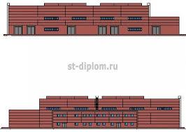Диплом ПГС готовые дипломные работы по строительству проекты ПГС Завод по производству холодильного оборудования в г Кривой Рог
