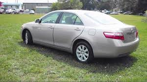 2008 Toyota Camry XLE - YouTube