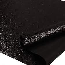 Black Chunky Glitter Wallpaper, 3D ...