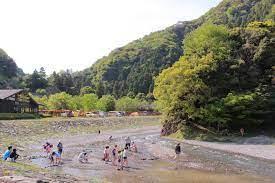 青川 峡 キャンピング パーク