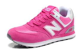new balance pink shoes. women find cheap new balance 574 pink whit gray running shoes : x44o7729 e