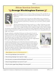 african american inventors george washington carver