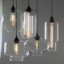 stunning ceiling light pendant new modern retro glass pendant lamps kitchen bar cafe hanging