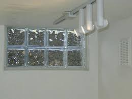 basement glass block windows glass block basement window done with silicone glass block basement window installation