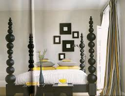 Yellow black and white bedroom ideas (photos and video ...