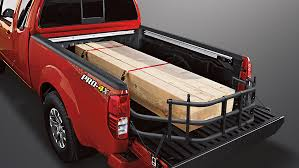 2016 Nissan Frontier Cargo Space And Towing Capacity