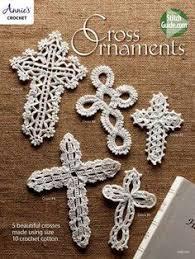 Crochet Cross Pattern Interesting Crocheted Cross Very Easy Pattern And Very Pretty When It's Done