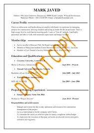 Amazing Monash Careers Sample Resume Pictures Inspiration Resume