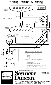 shortscale view topic mustang wiring mod