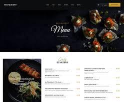Wp Restaurant Themes Restaurant Wordpress Theme Dannys
