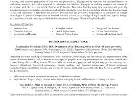 Resume Writing For Federal Jobs Resume Template