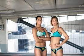 Dat werden de olympische spelen, met laura ludwig en margareta kozuch het perfecte team. Adidas Ausruster Von Laura Ludwig Und Kira Walkenhorst