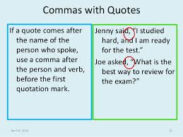 Punctuation And Mechanics With Video