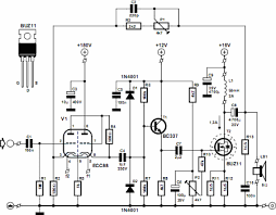 wiring circuit a simple hybrid audio amplifier circuit simple hybrid amp circuit diagram