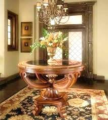 round entry table round entry table decorating ideas foyer stunning design for tables small living room entry table decor ideas