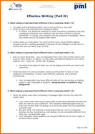 Format Of Business Email Letter Valid Formal Email Letter Format ...