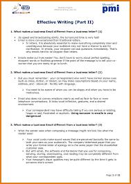 Format Of Business Email Letter Valid Formal Email Letter Format ...