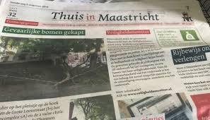 Nieuws uit een andere gemeente? Gemeente Maastricht Zoekt Alternatief Voor Via Maastricht Als Nieuwskanaal Senioren Partij Maastricht