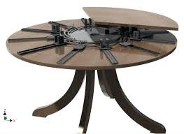 expanding round table self expanding round table cad model barns table expanding round table cad models expanding round table