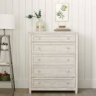 White Distressed Bedroom Furniture | Pottery Barn Teen