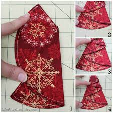 The 25 Best Christmas Fabric Crafts Ideas On Pinterest Christmas Fabric Crafts To Make