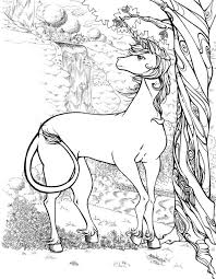 Free Unicorn Coloring Pages For Adults Coloring For Kids 2019