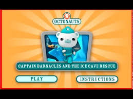 Octonauts Colour Inkling Octopus  TreehouseOctonauts Treehouse